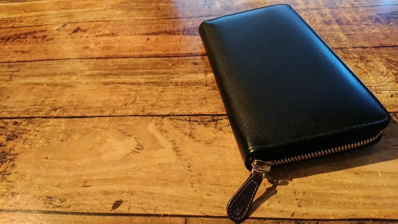 エッティンガーの財布~ラウンドファスナーの魅力とレビュー ~ | しんぱちーの☆BLOG