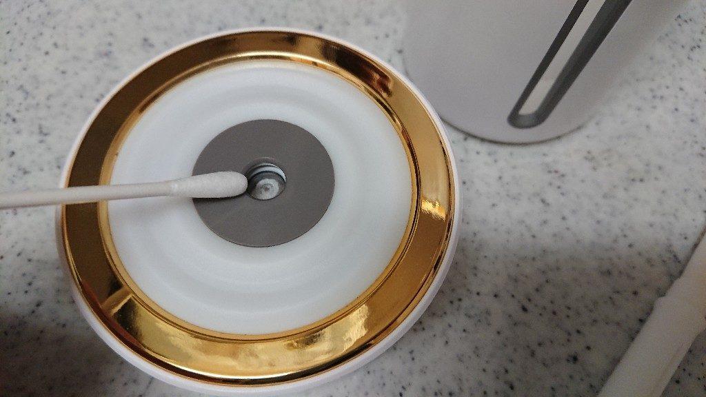 タンブラー型アロマディフューザー洗浄綿棒