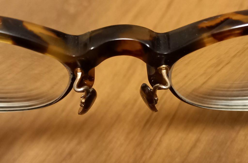 メガネのS字クリングスの画像