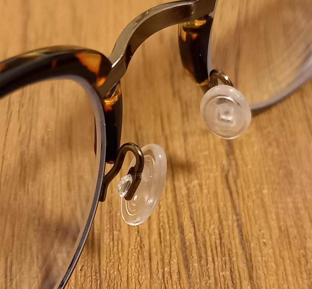 メガネのU字クリングスの画像